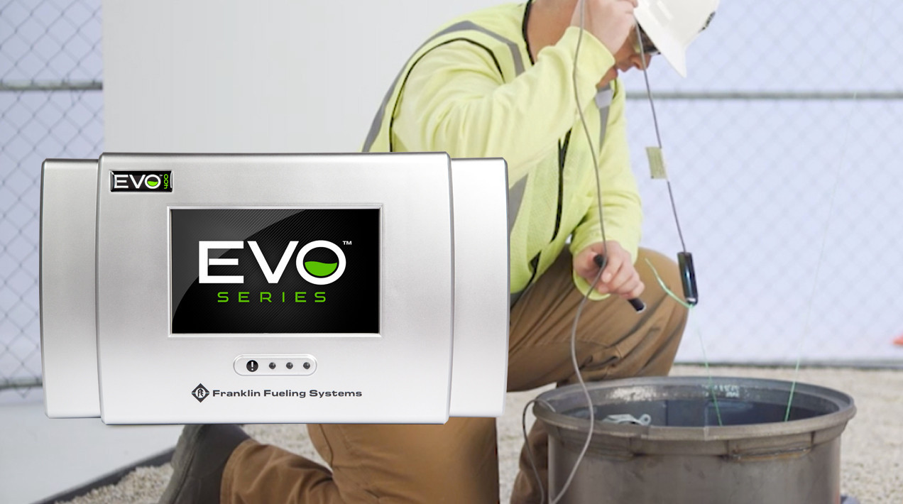 EVO™ 200 & 400 ATGs Interstitial Fiberglass Dry Tank Sensor Installation  Video
