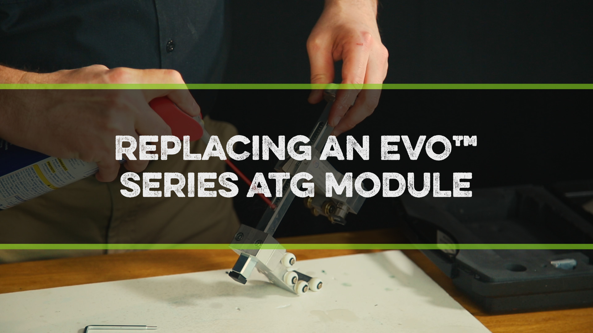 FFS Pro Replacing an EVO™ Series ATG Module Video